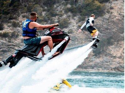 Yacht trip water activities Ibiza 2h 30 min