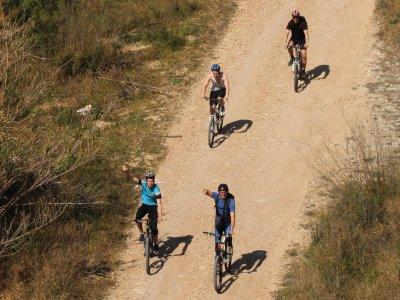 Mountain bike rental 1 day in Benidorm