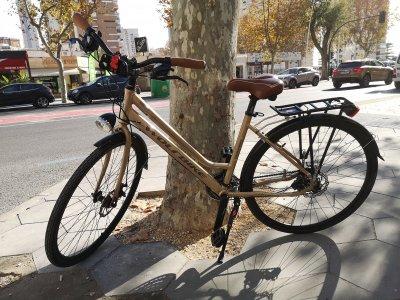 Road bike rental 1 day Benidorm