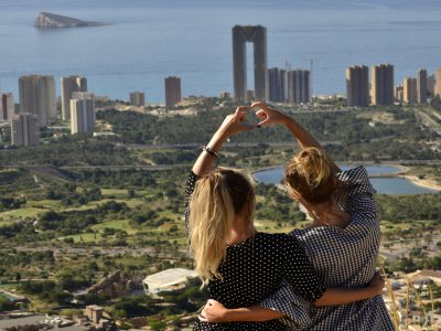 Guided tour of Benidorm 4 hours