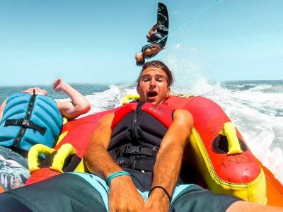 Bachelor party with 7 water activities Ibiza