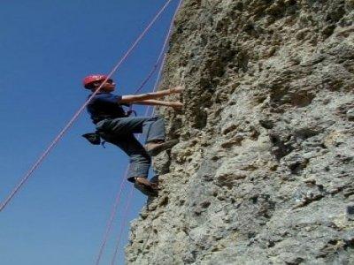 Weymouth Outdoor Education Centre Climbing