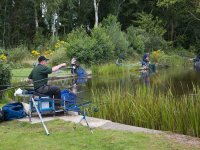 Fishing at Bron Eifion