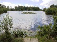 The Coarse Lake is 6 acres