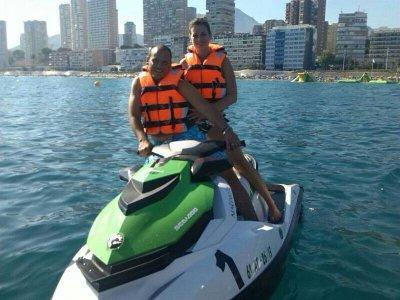 Carlos Water Sports Benidorm Motos de Agua
