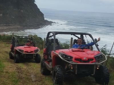 Two-seater buggy route through Villaviciosa 2 h