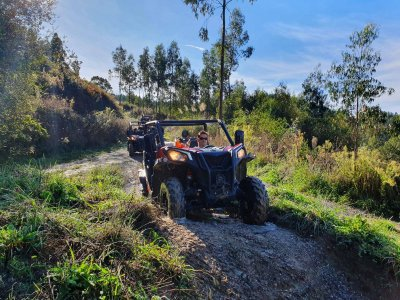 1 hour buggy route and 2 hours Spa in Villaviciosa