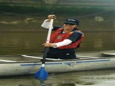 Westminster Boating Base Canoeing