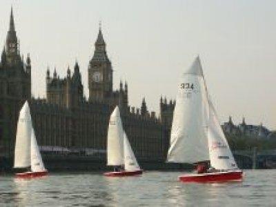 Westminster Boating Base Sailing