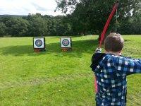 Indoor and outdoor archery