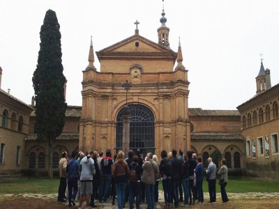Themed visit to the historic center of Zaragoza 2h