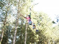 The Zip Line at Hilltop Outdoor Centre