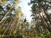 High Ropes at Hilltop Outdoor Centre!