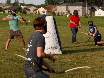 Archery combat for in Berga 1 hour