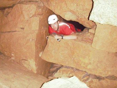 Caving in Bofia de Boixadera cave 3 hours