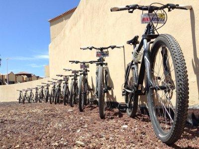 Mountain bike rental in Tenerife