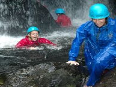 Key Adventures Outdoor Activities and Team Building Canyoning