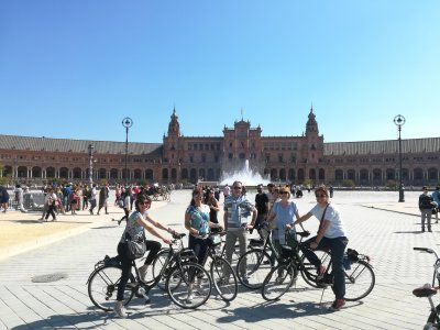 Bike tour of Sevillae2 hours and 30 minutes