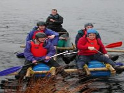 Key Adventures Outdoor Activities and Team Building Rafting