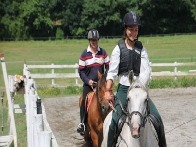 Ortigueira horse group lessons 5 hours voucher