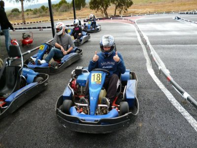 Almoroxball Multi-aventura Karting