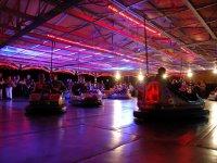 Crazy cars at Magna Science Adventure Centre!