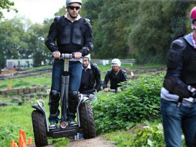 TrailWorld Segway