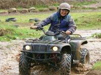 Get muddy!