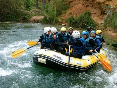 2 multi-adventure activities & 3 nights Valencia