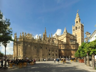 Guided tour of the Real Alcazar of Seville
