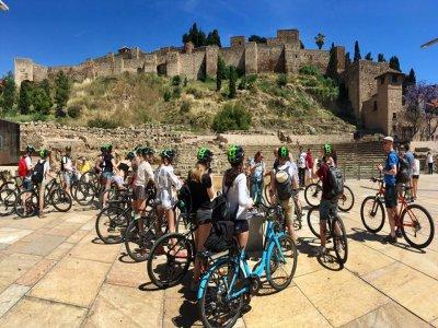 Bike rental 1 day ride in Benalmádena