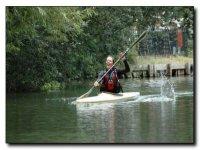 Kayaking is excellent fun