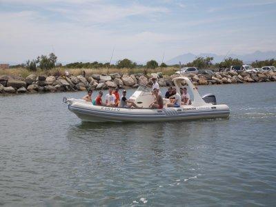 Boat trip and water activities Bahía de Rosas