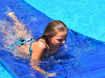 Water sports and English camp in Can Vandrell