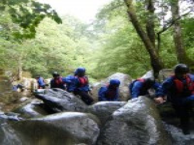 Freax Adventures Canyoning