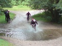 Mountain Biking is also available in the area.