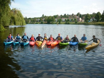 Freax Adventures Kayaking