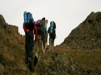 Arrampica Vertical Adventures Hiking