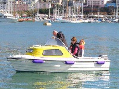 Dartmouth Boat Hire Centre