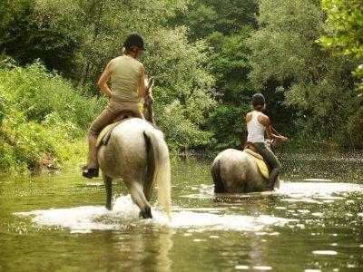 Horseback riding from Pla de Martís 2 hours