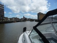 Great Yarmouth Haven Bridge opening