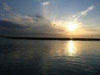 Enjoy beautiful sunsets and scenery