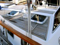 High quality yachts are also available