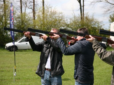 Mad-Renaline Activity Centre Clay Pigeon Shooting