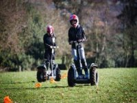 Segway courses available.