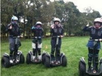 Segway safaris are also available.