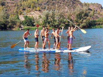 Big Paddle Surf in Benifallet 45 min