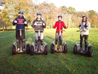 Mad-Renaline Activity Centre Segway