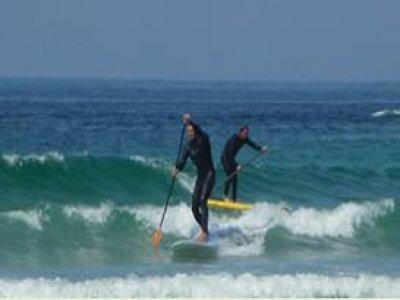 Suds Surf School Paddle Boarding