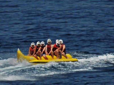 Banana boat session in Rincon de Loix 15 minutes